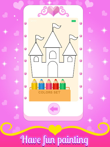 Baby Princess Phone 1.3.9 screenshots 10