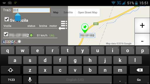 GPS Tragau010d  screenshots 7