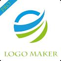 Logo Maker pro -Graphic Design & Free Logo Creator icon