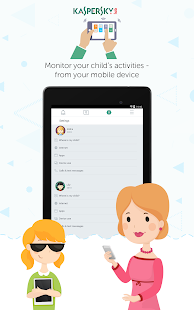 Kaspersky SafeKids – Kids mode- screenshot thumbnail