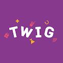 TWIG - Lockscreen Rewards icon