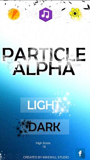 Particle Alpha  screenshots 1