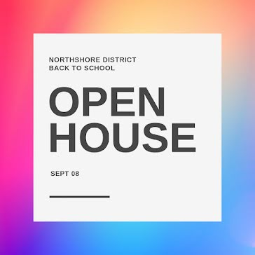 District Open House - Instagram Post template