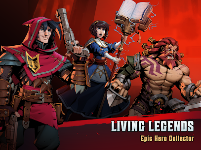 Grimguard Tactics: End of Legends Mod Apk (Unlimited Money) 8