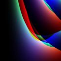 Qbist wallpaper generator icon