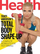 Health: Tracy Anderson's Total Body Shape-Up