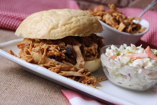 Grandma's North Carolina Pork Barbecue