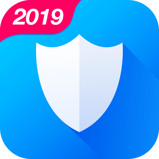 Virus Cleaner 2019 - Antivirus, Cleaner & Booster Icon
