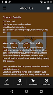 Beauty On Demand- screenshot thumbnail