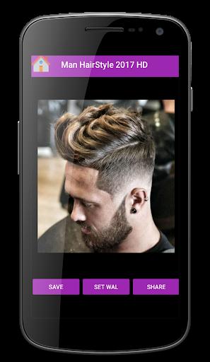 Man Hairstyles 2017 HD 1.0 screenshots 6