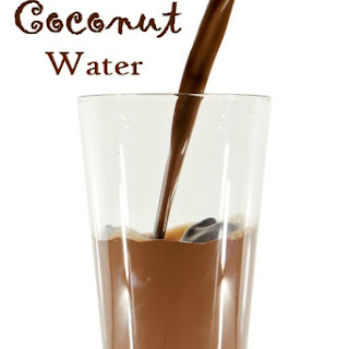Chocolate Coconut Water.