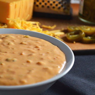 15 Minute Copycat Cafe Rio Queso