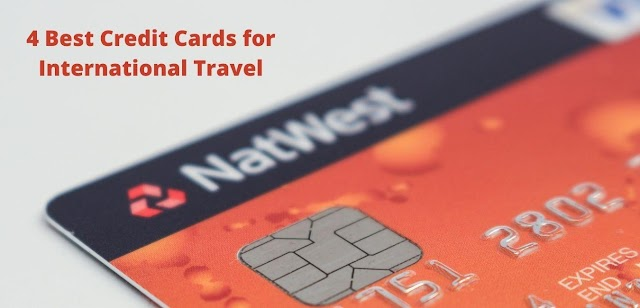 Best Credit Cards for International Travel with no Annual fee 2021 India