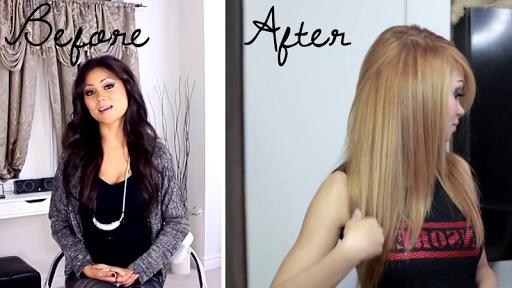 如何減輕頭髮在家裡