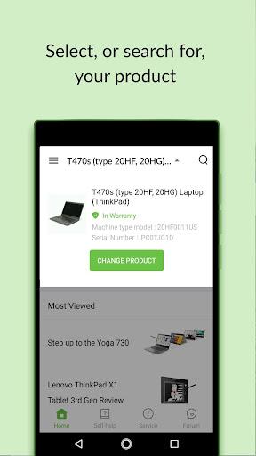 Lenovo Help 6.2.9.1220 screenshots 16