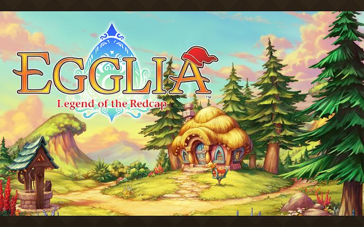 EGGLIA: Legend of the Redcap v1.3.1 + Mod