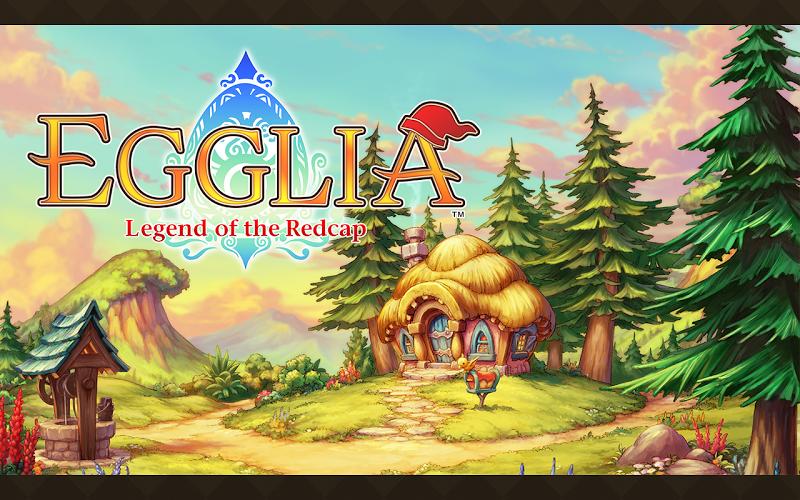 EGGLIA: Legend of the Redcap Screenshot