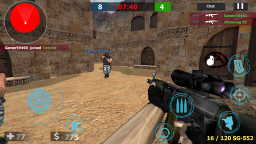 Counter Terrorist: Strike War  screenshots 2
