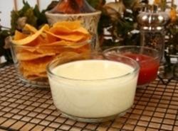 Mexican Restaurant White Cheese Dip Recipe
