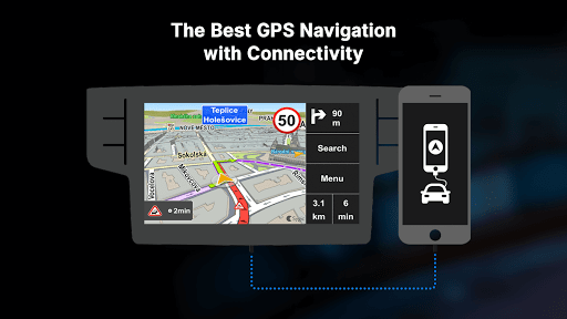 Sygic Car Connected Navigation screenshot 9