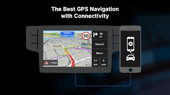 Sygic Car Navigation MOD (Full Unlocked) 9