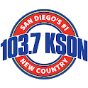 103.7 KSON-FM icon
