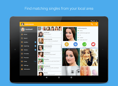 Bildkontakte - Flirt & Dating screenshot 4