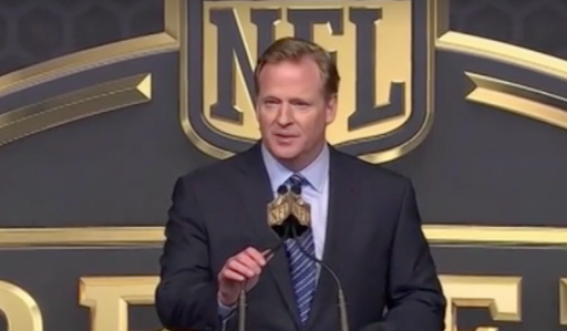 NFL commissioner responsible for 'polarization' over National Anthem