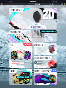 PACYBITS FUT 20 App Latest Version Download For Android and iPhone 9
