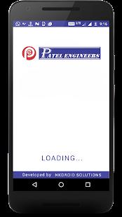 Patel Engineers Screenshot