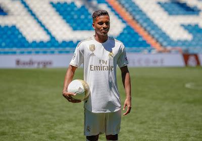 Probleem voor Rodrygo bij Real Madrid