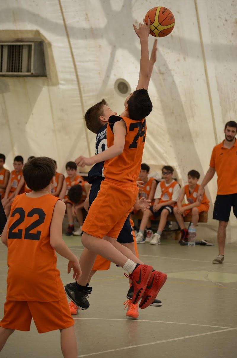 Basket che passione di Curlyblus