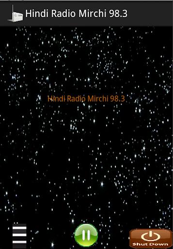 Hindi Radio Mirchi 98.3