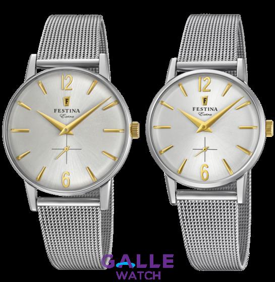 Galle Watch thương hiệu cung cấp đồng hồ dây lưới nam chất lượng