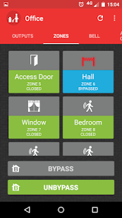 Alarm Control- screenshot thumbnail