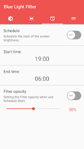sFilter – Blue Light Filter Pro v1.6.1 Cracked APK 6