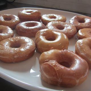 Homemade Glazed Doughnuts             Printer-Friendly.
