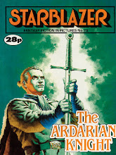 Photo: Starblazer Cover. Writer: To Be Added. Art: To Be Added Cover Artist: To Be Added Starblazer © DC Thomson