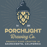 Logo of Porchlight The Brawler Barleywine