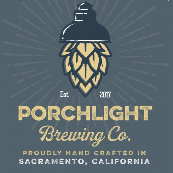 Logo of Porchlight Hype Train NE IPA