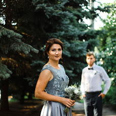 Wedding photographer Alina Yatchuk (Yatchuk-A). Photo of 21.08.2018