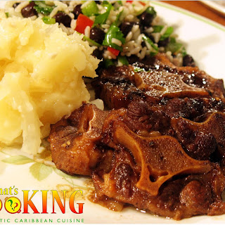 Braised Oxtails.