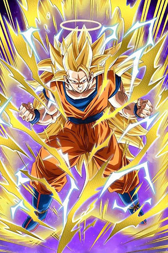 Super Saiyan 3 Wallpaper HD 4K APK Download
