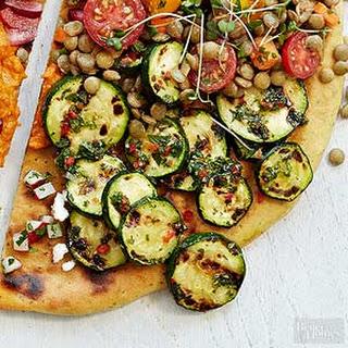 Chile Zucchini Topper