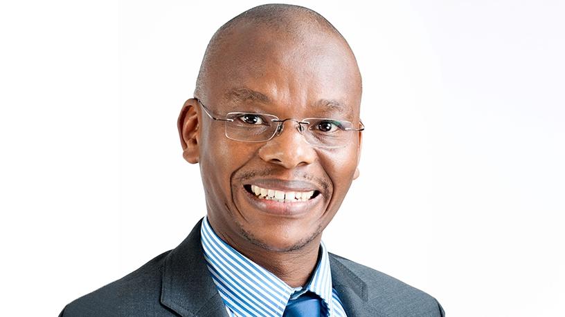 Competition commissioner Tembinkosi Bonakele.