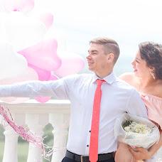 Wedding photographer Valentina Baturina (valentinalucky). Photo of 12.06.2017