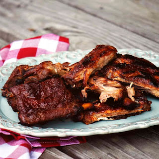 Best Ever Barbecued Ribs Recipe