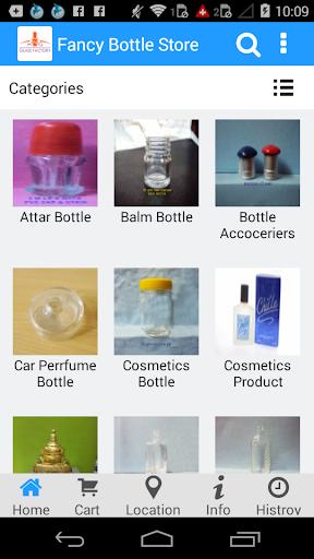 Fancy Bottle Store