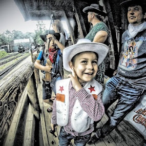 #ig_europe #simplyhdr#igworldclub #igglobalclub #iggloballife #ig_respect #sweden #highchaparral #cowboy ##igmasters #ig_great_pics by Walle Grevik - Babies & Children Child Portraits (  )