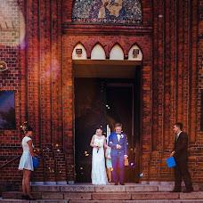 Wedding photographer Agnieszka Kłosińska (AgnieszkaKlosi). Photo of 31.05.2018